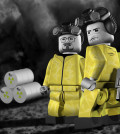 LEGO Breaking Bad Jesse Walter cooking meth