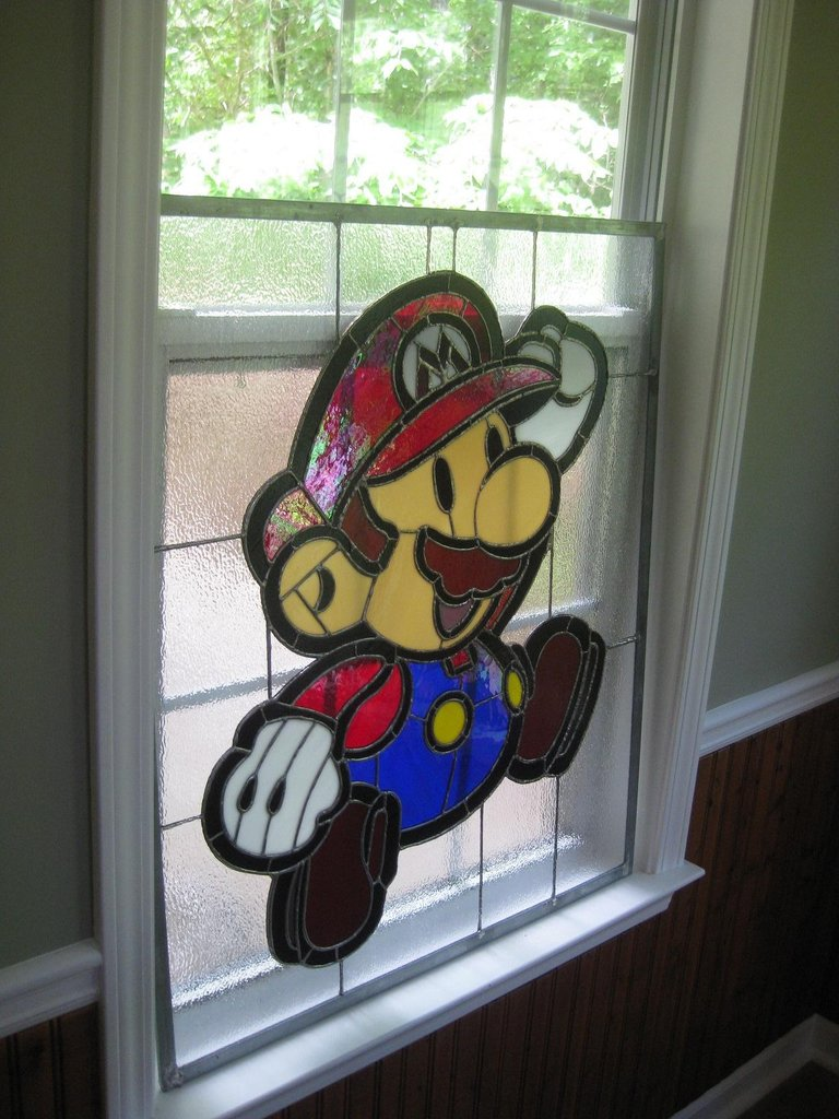Stained Glass A Love Of Gaming