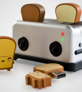 USb Toaster Hub with Toast