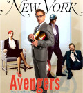 New York Magazine Avengers Cover
