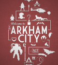 Arkham City from Batman