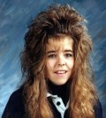 Awkward Photos: 80's hair