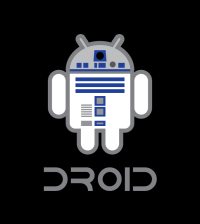 Android R2D2 Star Wars