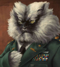 colonel-meow-painting