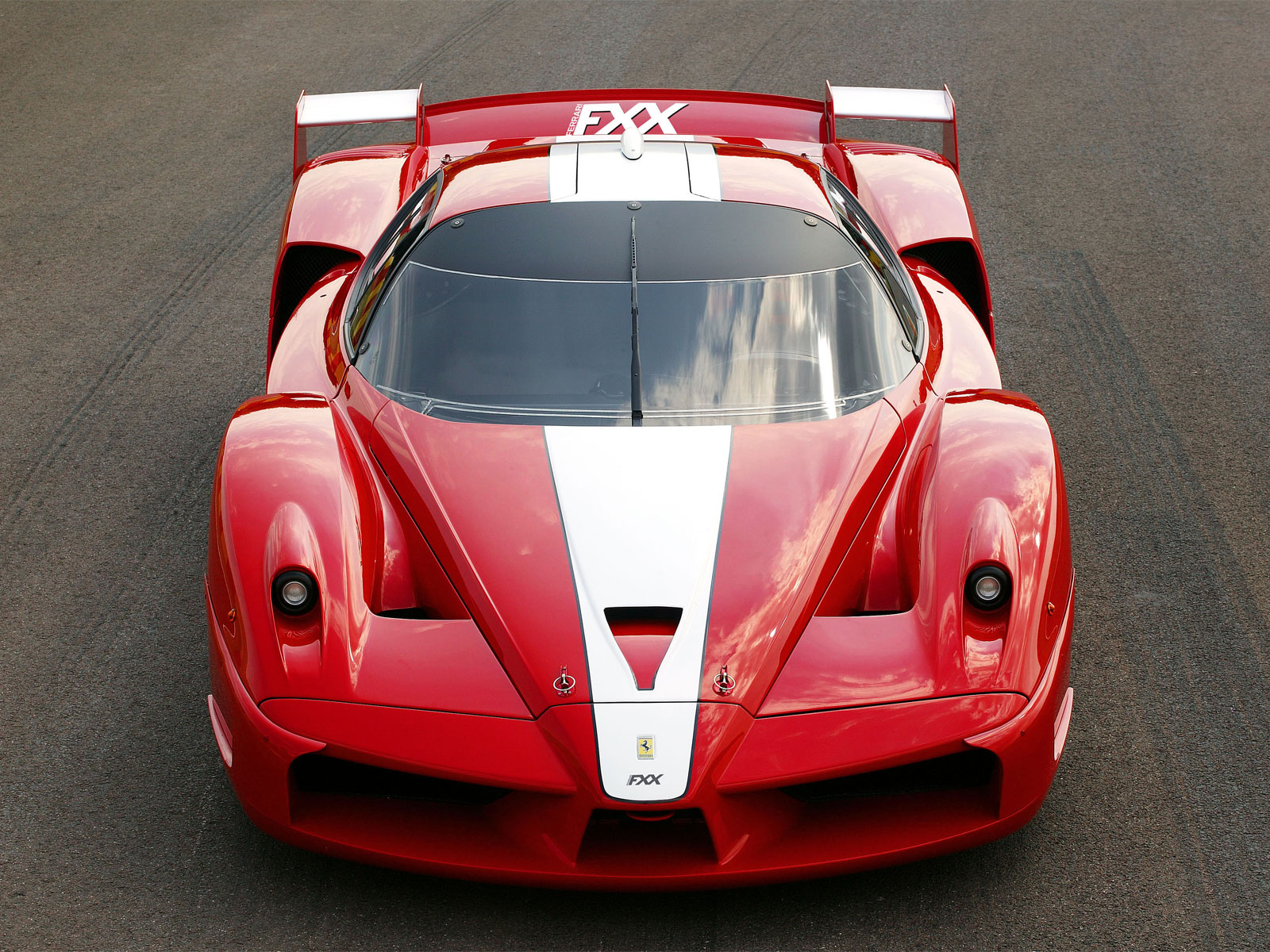 Speed racer top 10 fastest ferarris of all time 2007ferrarifxx vanachro Image collections