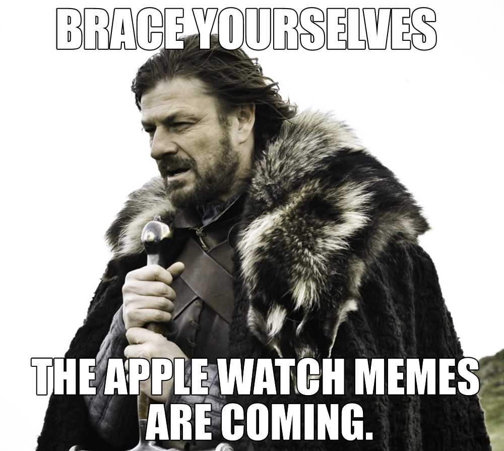 Embrace The Imockery 20 Hilarious Apple Watch Memes