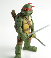 Mondo Leonardo TMNT Figure