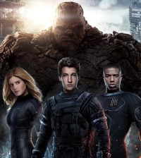 Fantastic Four Reviews Movie Poster
