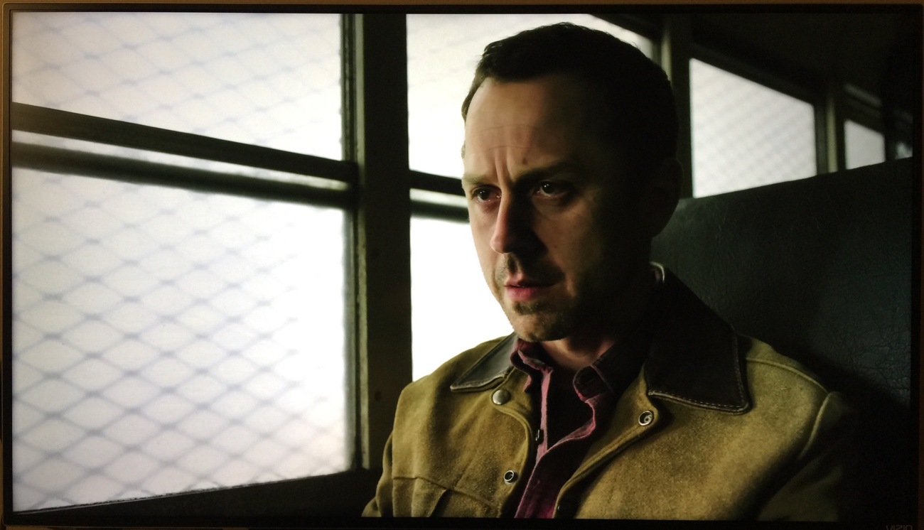 A shot from Amazon's Sneaky Pete in Ultra HD. Good luck seeing it on the Fire TV.