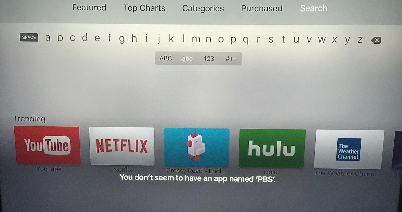 Siri, where is... Oh, I give up.