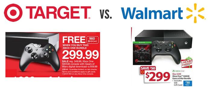 target-vs-walmart-xbox-one