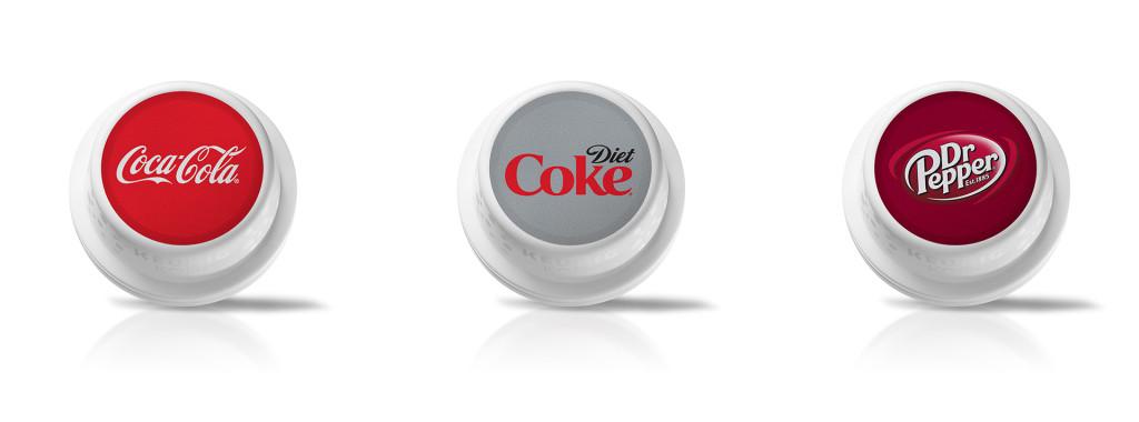 Keurig KOLD pods Coke, Diet Coke, Flynn's Orange Cream