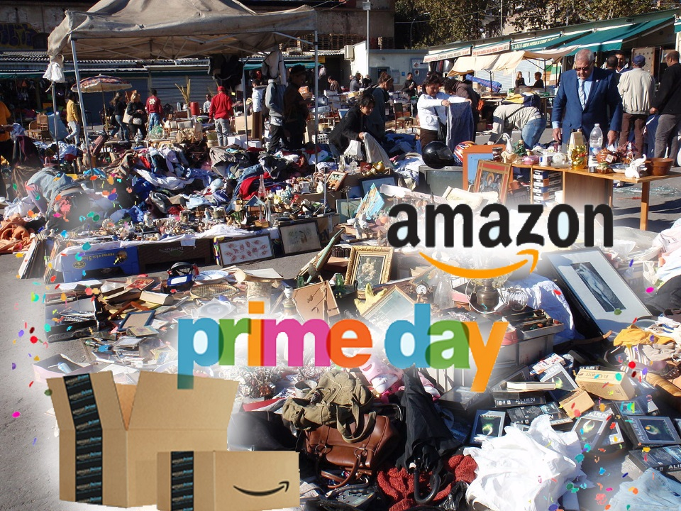 Get Ready! Another Mediocre Amazon Prime Day is Coming!Amazon Prime Day