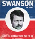 Ron Swanson for President