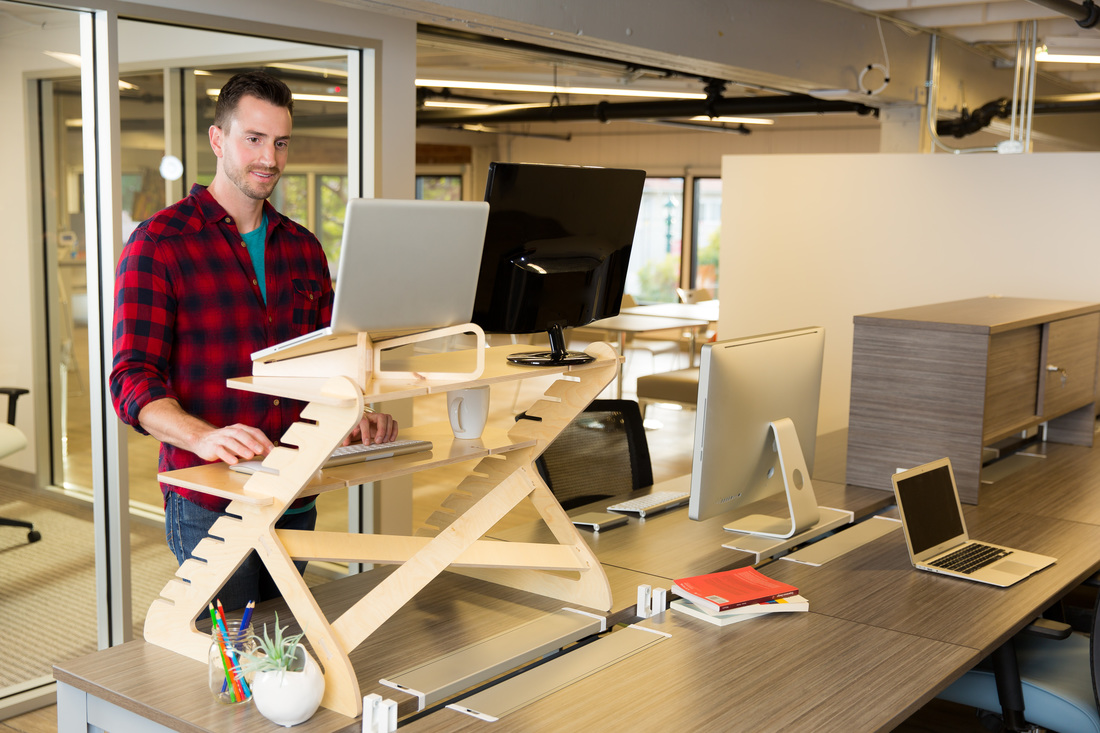 6 Unique Standing Desks That are Less Than 200