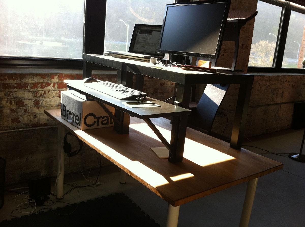 6 Unique Standing Desks That Are Less Than 200