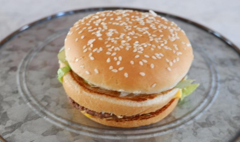 How does classic Big Mac taste