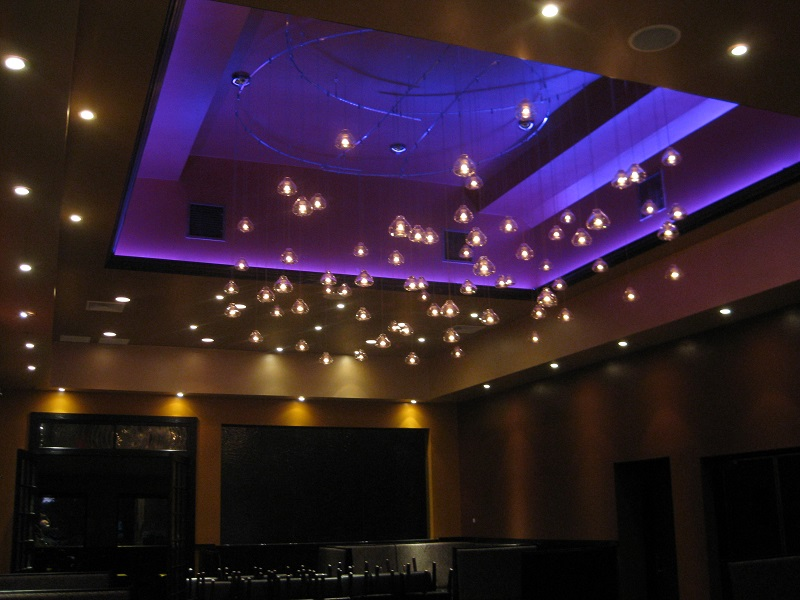 best led lighting ideas for your home on the cheap