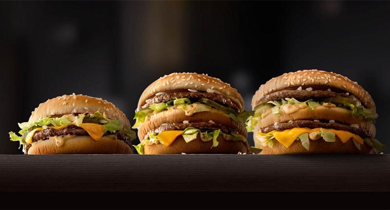 new Big Macs