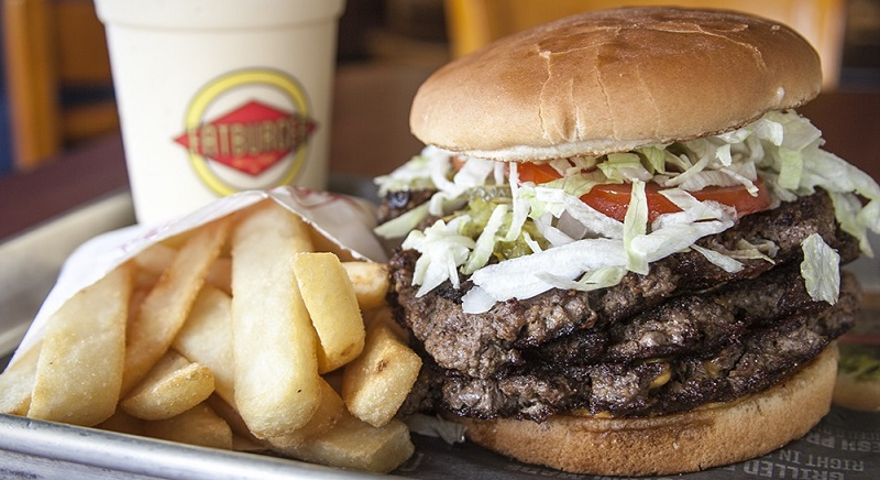 best burger at fatburger