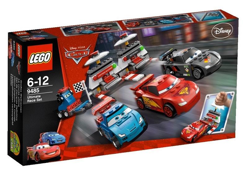 Cars 3 lego set