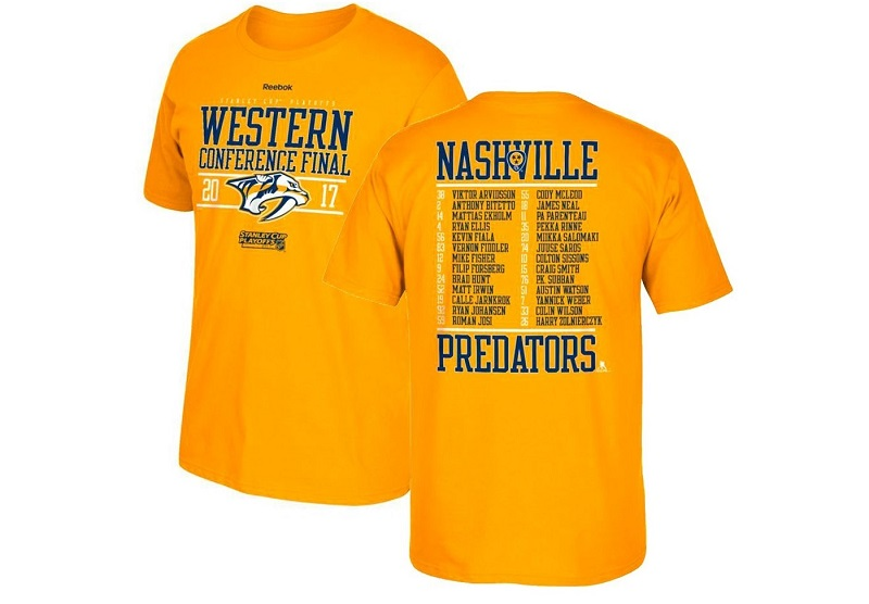 Nashville western conference champions