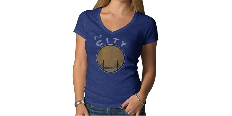 The City vintage t-shirt