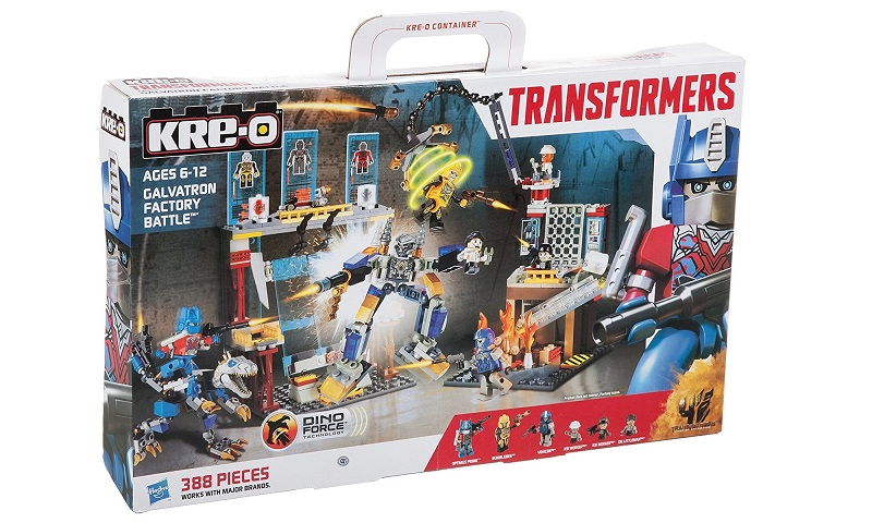 Transformer The Last Knight Lego