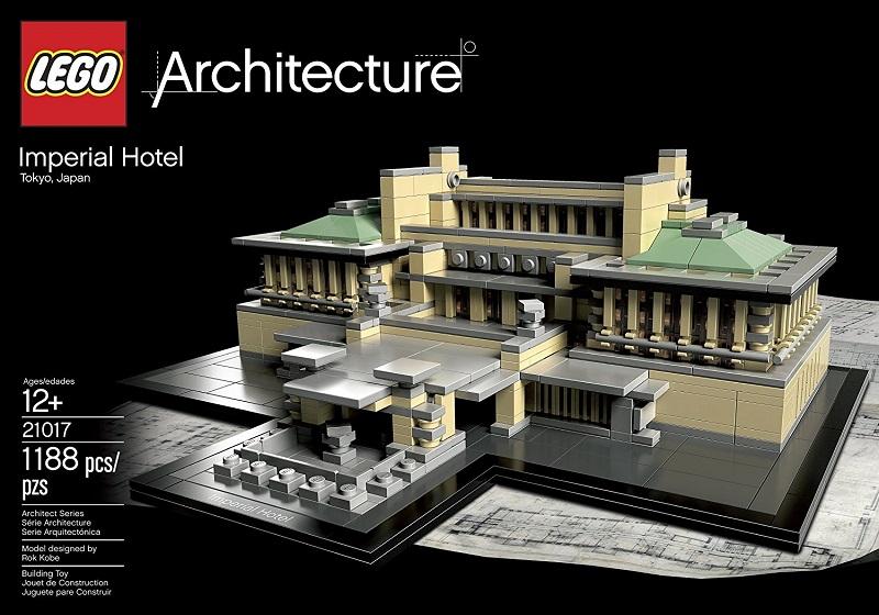 best adult LEGO Architecture sets