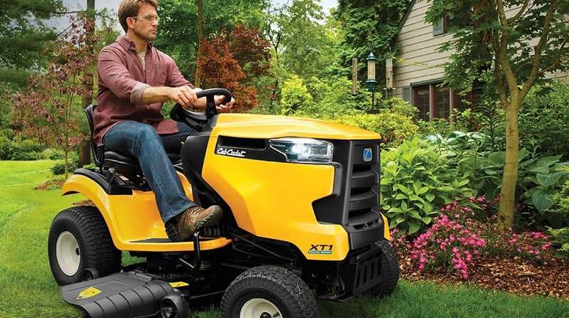 how to replace lawn mower battery