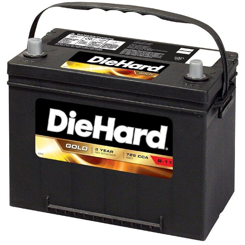 lawn mower replacement battery