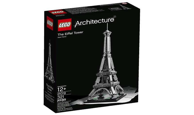 top 7 LEGO architecture sets