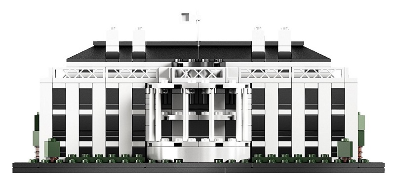 top LEGO architecture sets