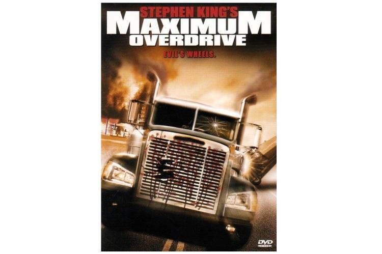 maximum overdrive worst Stephen King movies