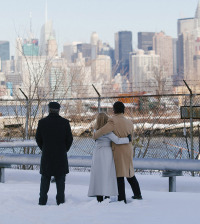 A Most Violent Year January movie 2014.