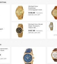 Year end Ebay deal frenzy watches.