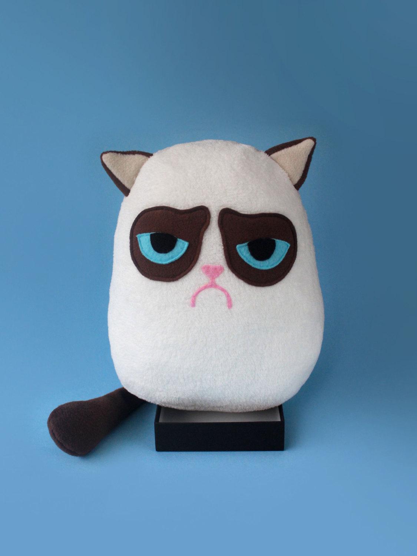 Grumpy Cat The Plushie