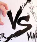 Street Fighter Maker versus Marker