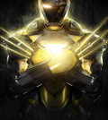 Iron Man and Wolverine mashup