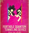 Portal 2 Portal Quantum tunneling Device makes tests solvable