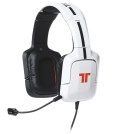 Mad Catz Tritton Pro+ 5.1 Surround Sound Headset for Windows and Mac in White