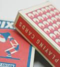 Pixar playing card boxes