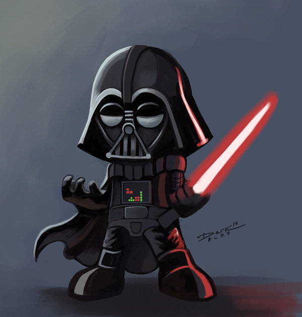 15 of the Cutest Darth Vaders You'll Find in This Galaxy