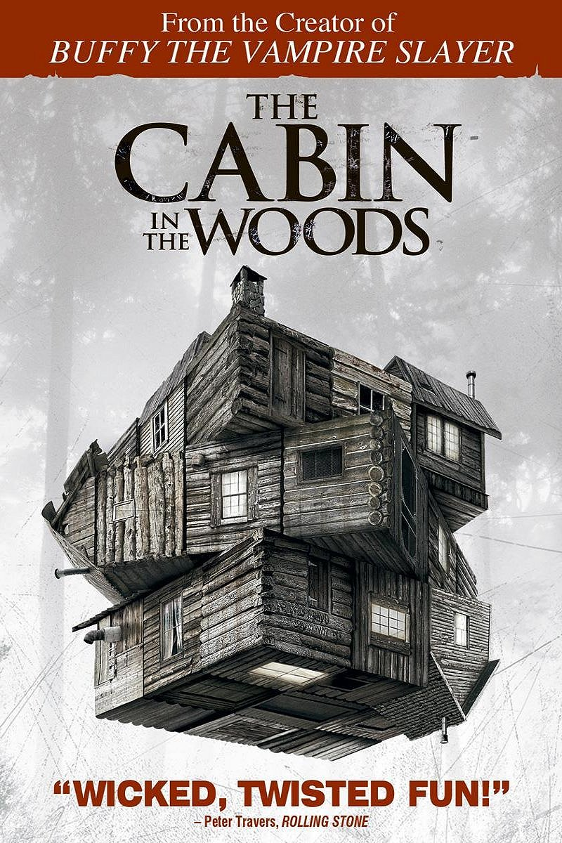 Netflix Horror Cabininthewoods