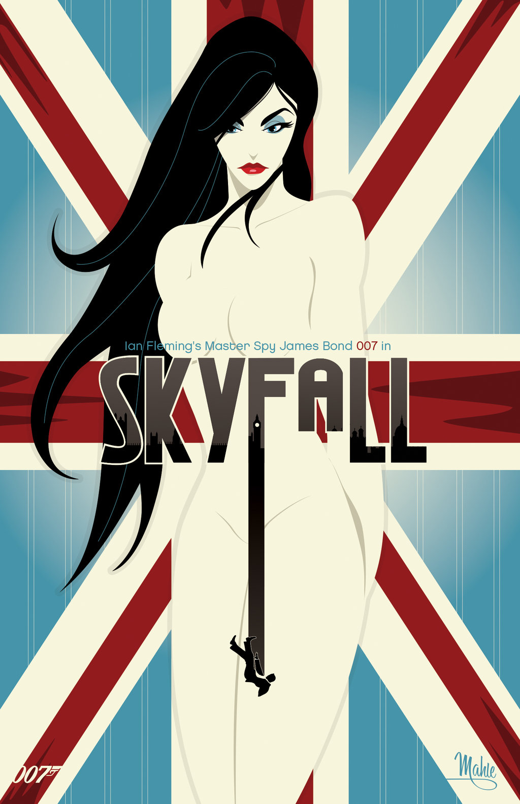 22 Ridiculously Amazing 007 Posters For James Bond Films