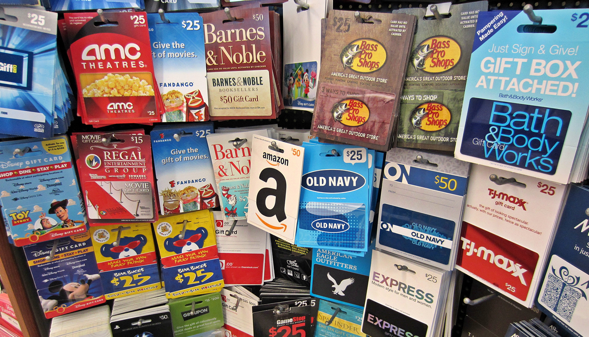Bens bargains complete guide to managing gift cards yet another holiday season has passed and many americans have a new stack of gift cards to spend during post holiday sales or throughout the year 1betcityfo Choice Image