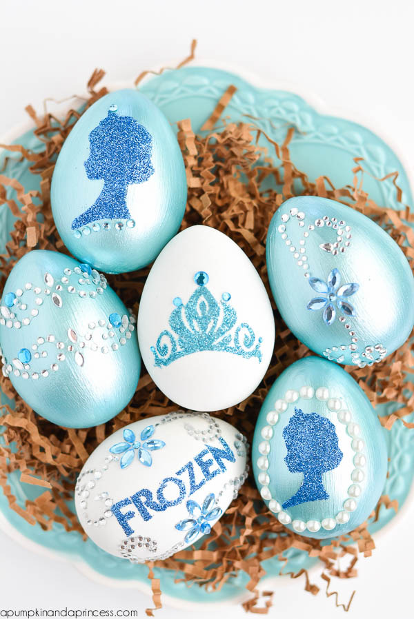 Frozen-easter-eggs
