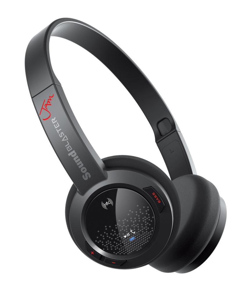 Bluetooth Creative Sound Blaster Jam Wireless Headset