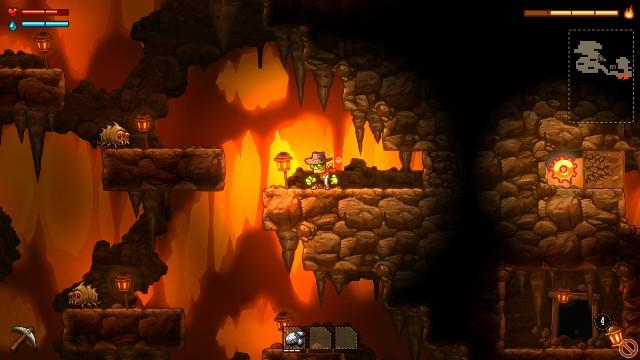 SteamWorld Dig Nintendo Humble Bundle