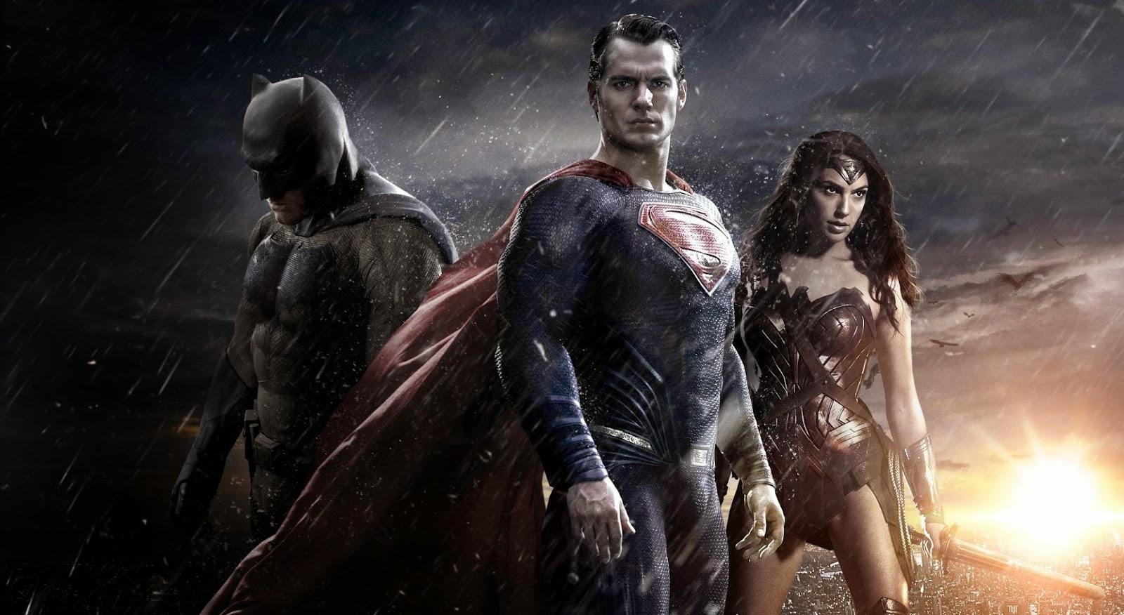 Batman v Superman Trailer Dawn of Justice